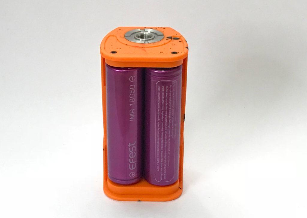 モッド背面 バッテリー